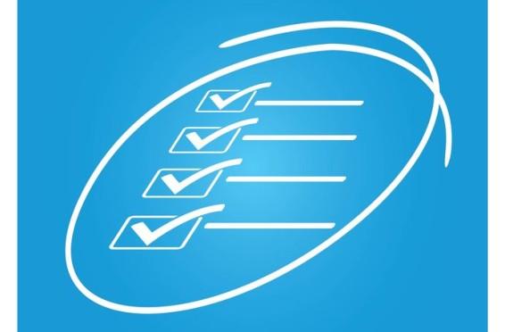 re-evaluate patient check list