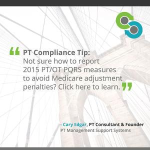PT Compliance Tip