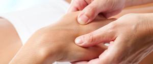 Hand Massage slider